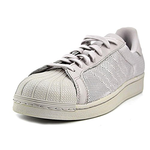 Adidas SUPERSTAR TRIPLE mens fashion-sneakers BB3696_8.5 - gray / clear granite (Triple Adidas Star Mens)