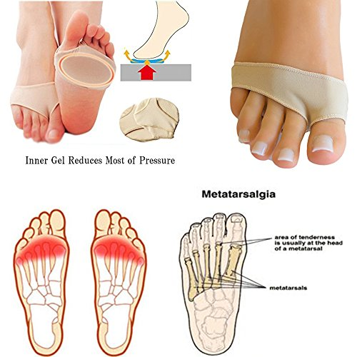 Metatarsal Sleeve Cushion Support JERN product image