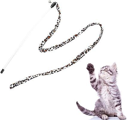 Lomsarsh Drole Chat Leopard Chaton Chat Jouet Pour Animaux De