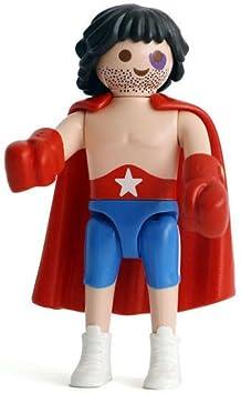 Promohobby Figura de Playmobil Serie 13 de Boxeador: Amazon.es ...