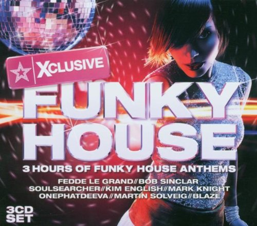 Release xclusive funky house by various artists for Funky house songs