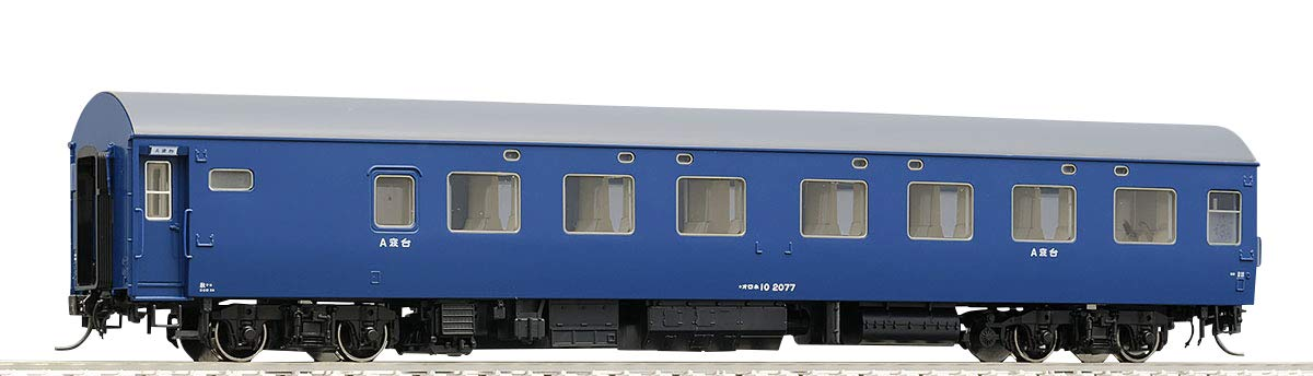 TOMIX HOゲージ オロネ10 青色 HO-5006 鉄道模型 客車   B07G9R7J81