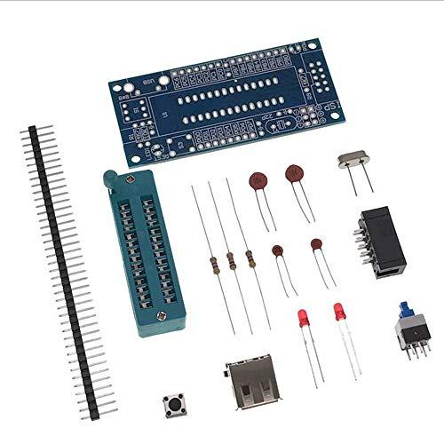 Shiwaki AVRシステム開発ボードATMEGA8 / ATMEGA48用AVR(ノーチップ)DIYキット