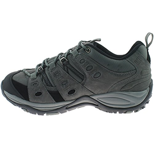 Johnscliffe Kathmandu Trekking und Trail Schuhe Grau / Schwarz