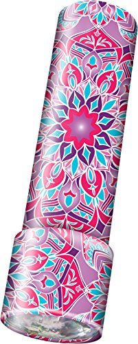 Kids Kaleidoscope Kit Toy Tube - Tin Kaleidoscope Tube with Light Prism Lens Creates Countless Lightshows Mosiacs - Mini Gift for Children - by Perfect Life Ideas. COLORS WILL VARY. (Kaleidoscope Toy)