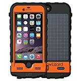 Snow Lizard Products SLXtreme Case for iPhone 6, Signal Orange