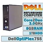Dell OptiPlex 755 SFF/Core 2 Duo E840...