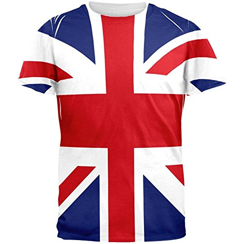 british flag tshirt for men - 3