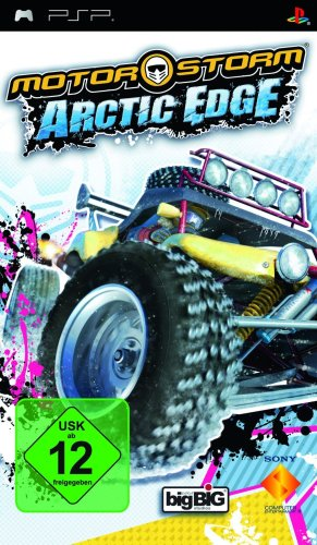 MotorStorm: Arctic Edge (German)