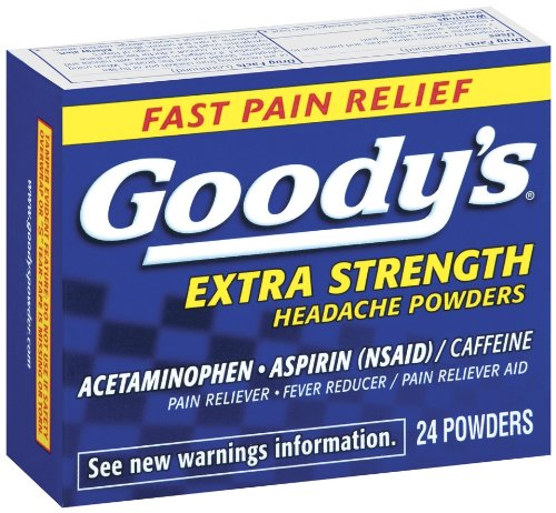 extra strength headache powder