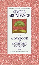 A daybook of comfort and joy.