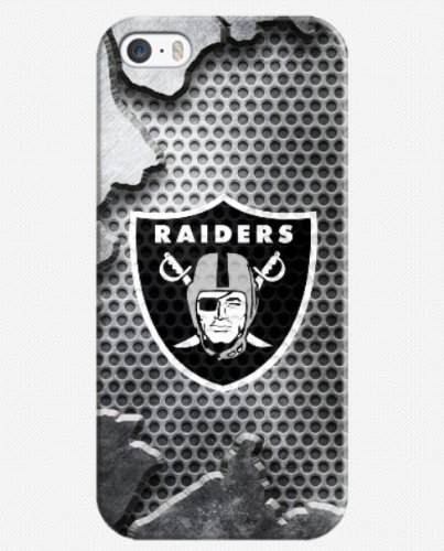 Oakland Raiders Iphone 5 Credit Card Case