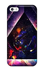 Lennie P. Dallas's Shop Perfect Awesome Blue Colour For Graphic Design Case Cover Skin For Iphone 5/5s Phone Case