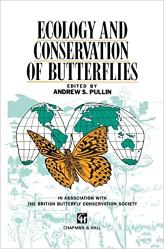 Book Ecology and Conservation of Butterflies (Applications Series; 1)