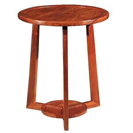 Mesas de Centro Tabla china Sofá extremo redondo mesa de centro de ...