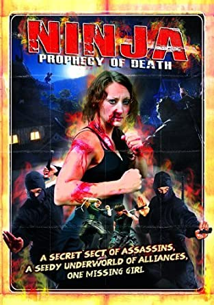 Ninja: Prophecy Of Death by Lanny Poffo, Darian Caine, Sara ...