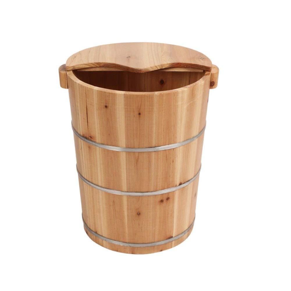 XJP--UU Baignoire à Bulles Soins des Pieds Pédicure Bain de Pieds Barrel Spa Spa Soulager efficaceHommest la Fatigue Rester en Bonne santé Baignoire à Pied