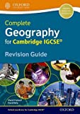img - for Geography for Cambridge IGCSERG Revision Guide book / textbook / text book