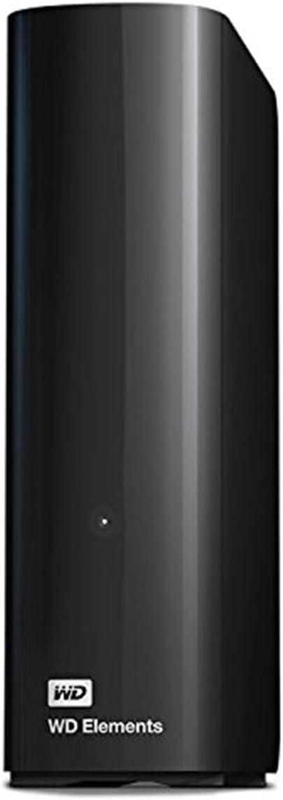 WD 14 TB Elements Desktop External Hard Drive - USB 3.0, Black: Amazon.co.uk: Computers & Accessories