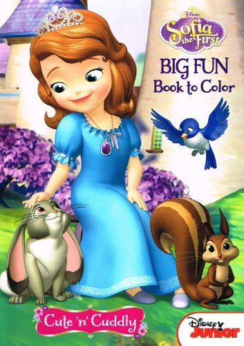 Disney Sofia the First Coloring and Activity Book Set (2 Books ~ 96 pgs each) ()