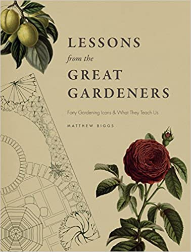 Image result for Lessons from the Great Gardeners amazon
