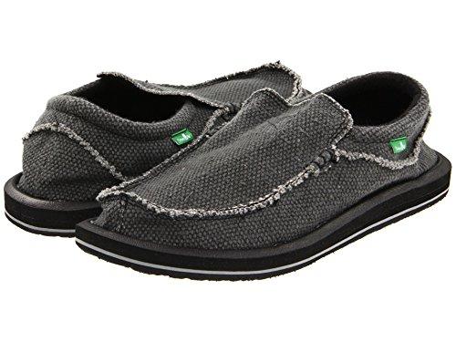 Homme Chiba Basses Chaussures 29418019 Sanuk black HZwqgzRxR
