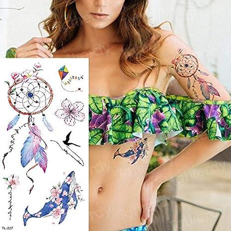 Tatoo Tatuajes temporales Tatuaje y Arte Corporal Tatuaje de ...