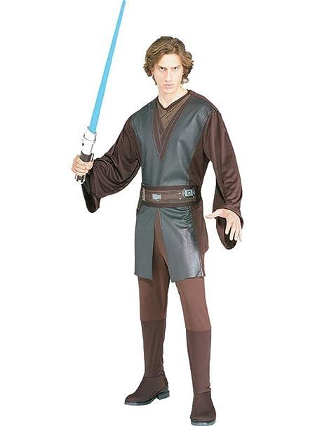 Disfraz de Anakin Skywalker Classic - Estándar: Amazon.es ...