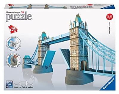 Ravensburger Tower Bridge 3d Puzzle by Ravensburger