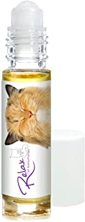 product image for The Blissful Cat Relax Aromatherapy Roll On for Your Cat's Anxiety, 0.45-Ounce