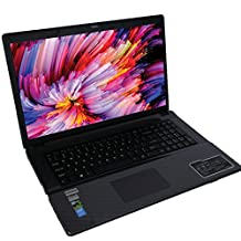"HoMei Quad Core 17.3"" 1080P Full HD Gaming Laptop 256GB SSD, 16GB RAM, 1TB HDD, Intel Core i7-4710MQ, NVIDIA GeForce GTX 950M, Bluetooth, HDMI, DVDRW, Camera, Backlit Keyboard"