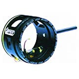 viper target scope - Viper Archery Products Scope with 0.010 Green Up Pin and 4X Lens, Black