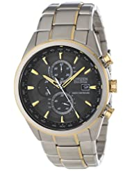 Citizen Men's AT8014-57E Eco-Drive World Chronograph A-T Watch