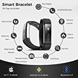 Fitness-Tracker-Coffea-C2-Activity-Wristband-Bluetooth-Wireless-Smart-Bracelet-Waterproof-Pedometer-Activity-Tracker-Watch-with-Replacement-Band-for-IOS-Android-Smartphone