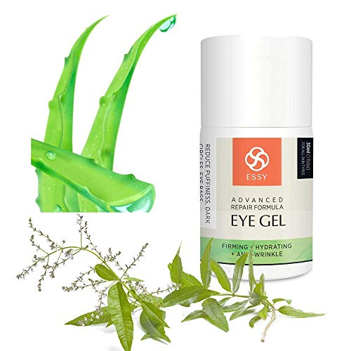 514TohYUaRL - Eye Gel for Dark Circles, Puffiness, Wrinkles and Bags,Fine Lines. - The Most Effective Anti-Aging Eye Gel Under and around Eyes- 1 fl OZ