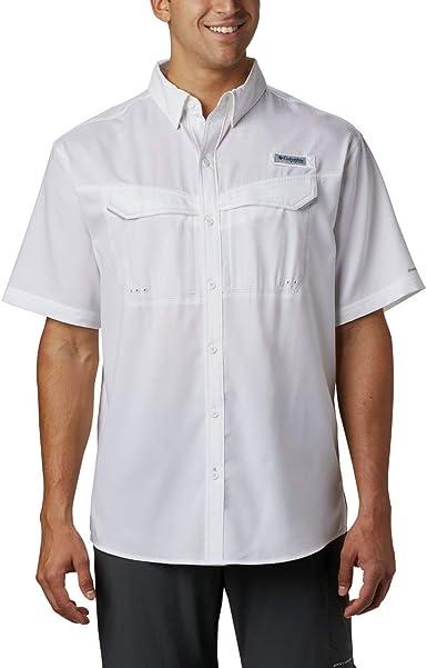 Columbia - Camisa de Manga Corta para Hombre: Amazon.es: Ropa y accesorios