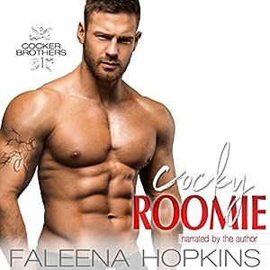Cocky Roomie: Jake Cocker: Cocker Brothers Audiobook