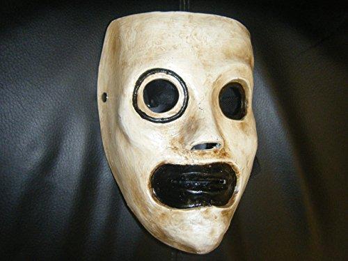 WRESTLING MASKS UK Men's Fibreglass - Corey Taylor- Ahig - Mask One Size Multicoloured