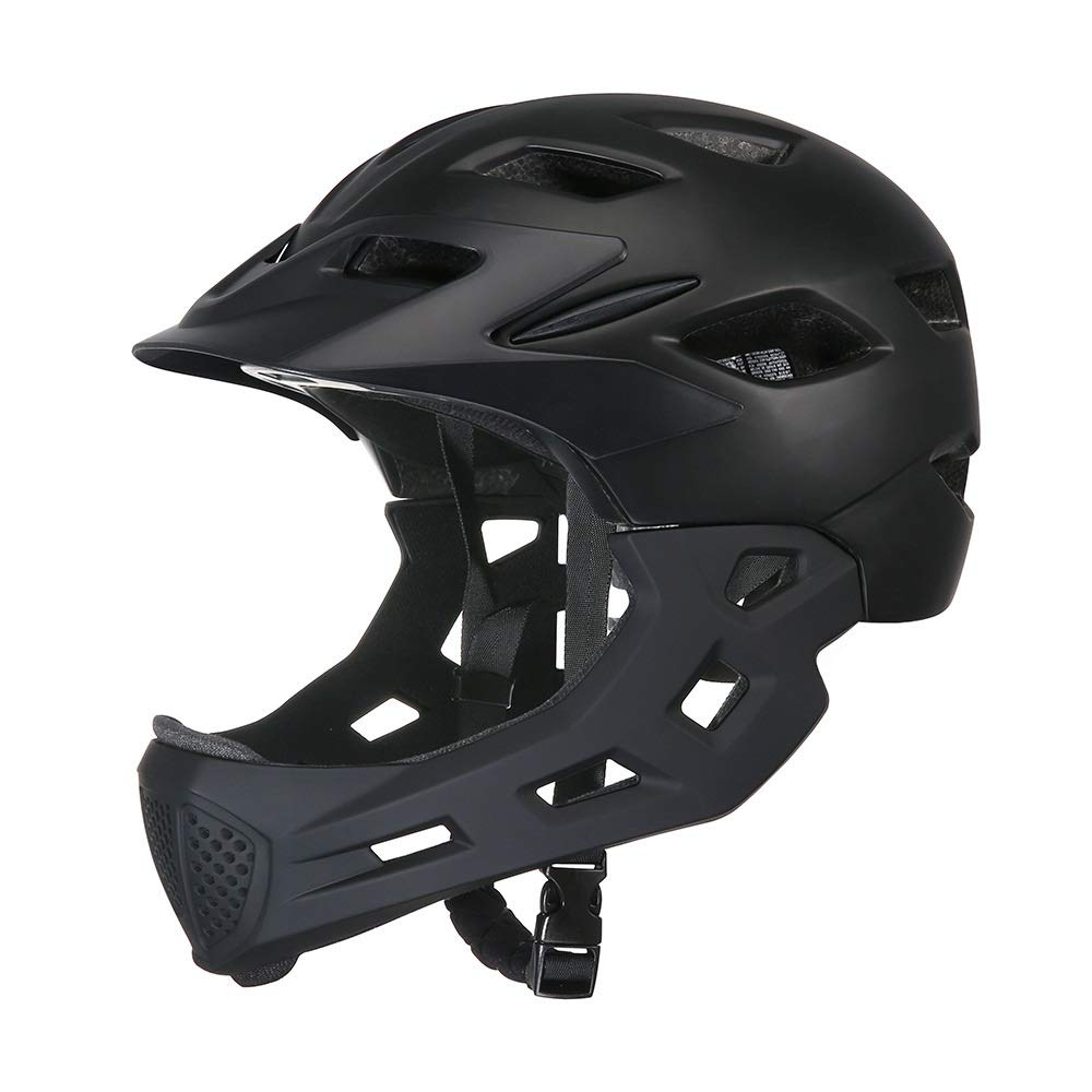 最新の激安 Dobetter 子供用自転車用ヘルメットスケートボード用ヘルメット衝撃に対する安全保護調節可能な頭囲快適な通気性と汗吸収性多色オプション B07R1S6C65 Black Black B07R1S6C65, 東白川郡:068752f0 --- domaska.lt