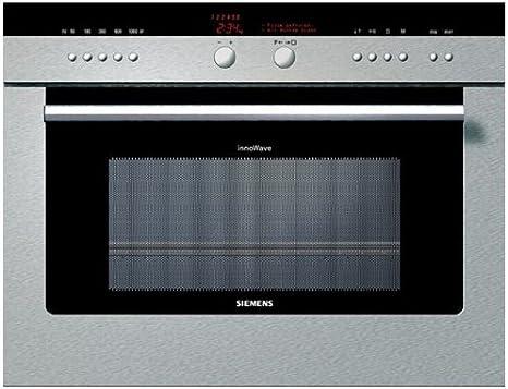 Siemens HB 86 E 260/560/660/760 - Microondas: Amazon.es: Hogar