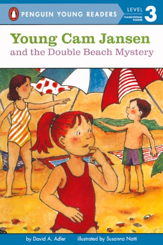 Young Cam Jansen And The Double Beach Mystery (Turtleback School & Library Binding Edition) ebook
