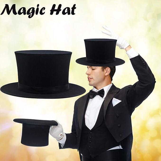 eca186bacac0f Magic Toy - Sombrero de Gorro para Hombre