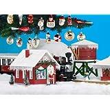 PIKO Germany - Model Railway Add On - Santa's House (Assembled)