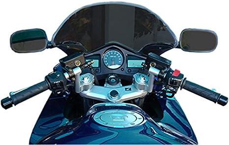 HB01003 2002-2013 HeliBars handlebar risers for Honda VFR800 VFR800 VTEC