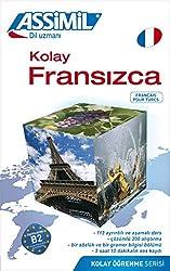 Kolay Fransizca : Méthode de français à l'usage des personnes de langue turque