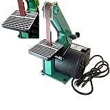1'' X 30'' Belt Sander 1/3 Hp Top Bench Sanding Power Tool 3400 Rpm