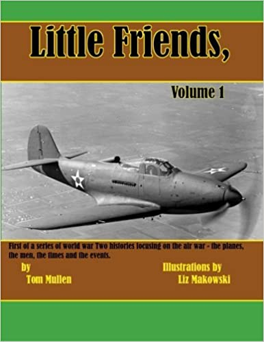 Little Friends Volume I by Tom Mullen (2013-09-11)