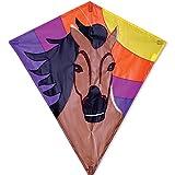 30 In. Diamond Kite - Buckskin Pony