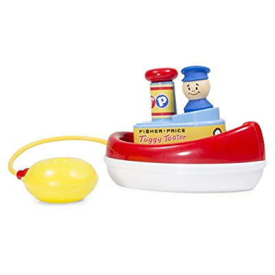Fisher-Price Tuggy Tooter Toy: Toys & Games