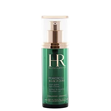 Powercell Skin Rehab Youth Grafter Night D-Toxer Concentrate 1.01oz elizabeth arden eight hour hydrating mist, 3.4 oz.